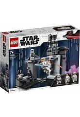 Lego Star Wars Fuite de l'Etoile de La Mort 75229