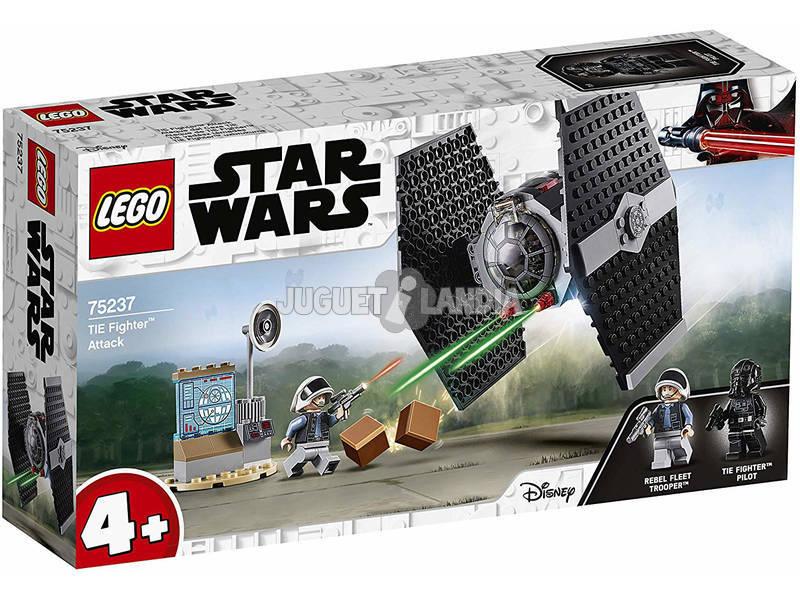 Lego Star Wars Ataque del Caza Tie 75237