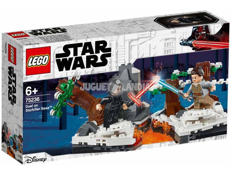 Lego Star Wars Duello sulla base Starkiller 75236