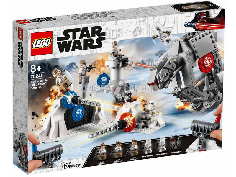 Lego Star Wars Action Battle Echo Base™ Defense 75241