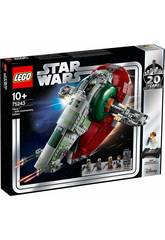 Lego Star Wars Slave I Édition 20º Anniversaire 75243