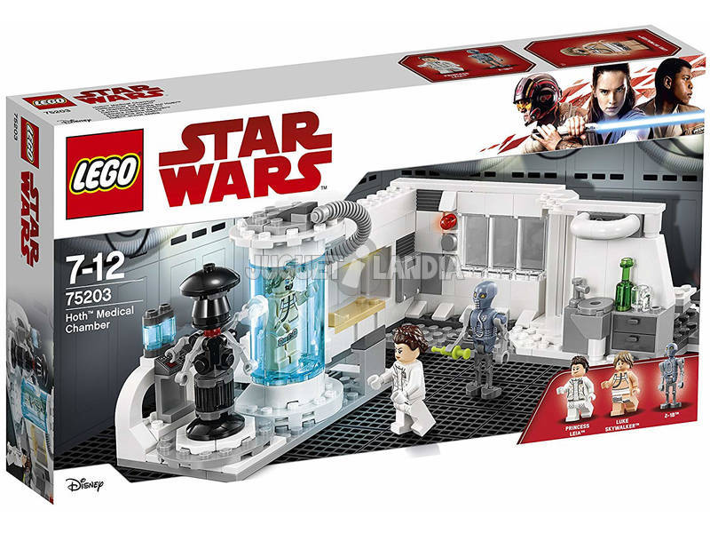 Lego Star Wars Hoth™ Medical Chamber 75203