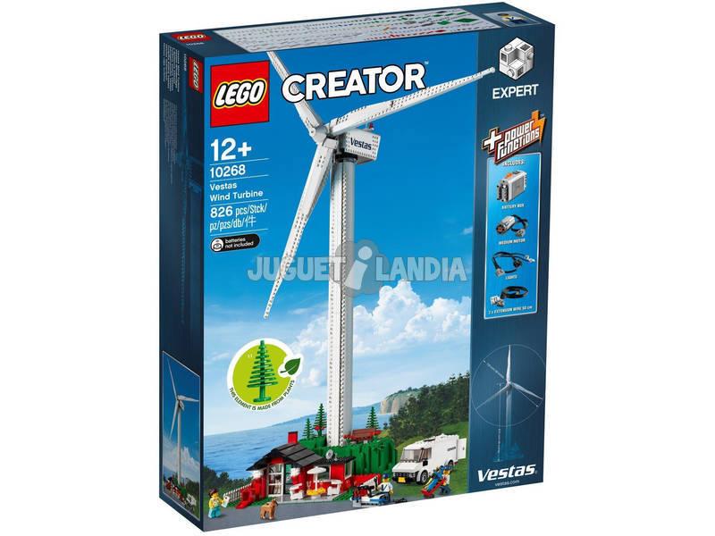 Lego Creator Aerogenerador Vestas 10268