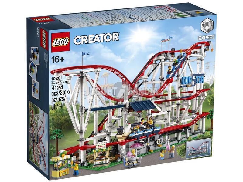 Lego Exclusivas Montanha Russa 10261