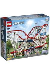 Lego Exclusivas Montaña Rusa 10261