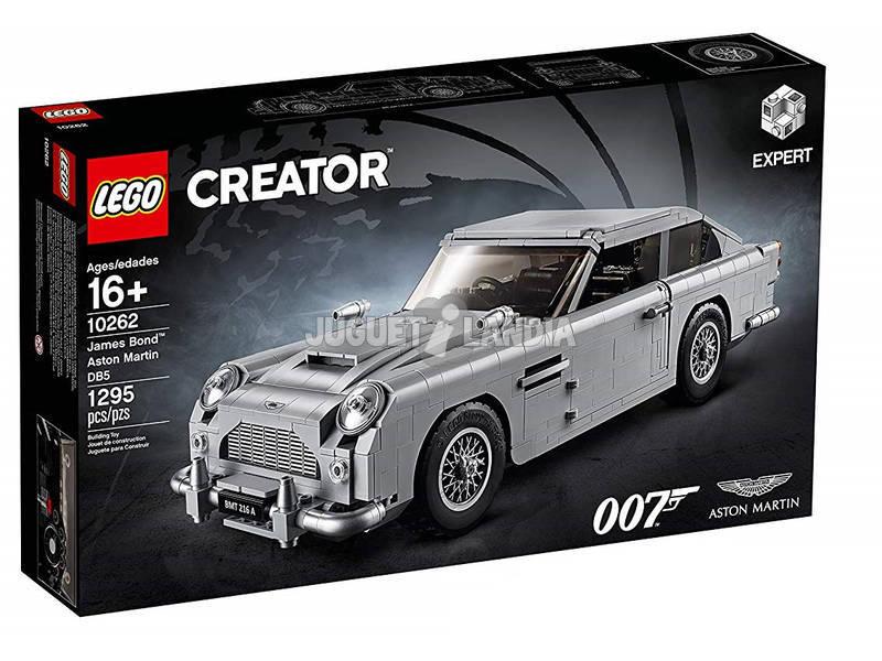 Lego Exclusivas James Bond Aston Martin DB5 10262