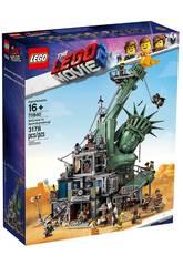 imagen Lego Exclusivas Lego Movie 2 ¡Bienvenidos a Apocalipsisburgo! 70840