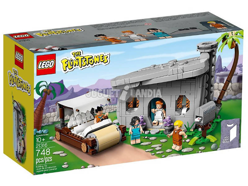 Lego Ideas Os Flintstones 21316