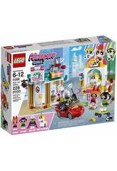 Lego As Powerpuff Girls Ataque do Mojo Jojo 41288