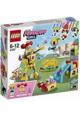 Lego Las Supernenas Duelo en el Parque de Burbuja 41287