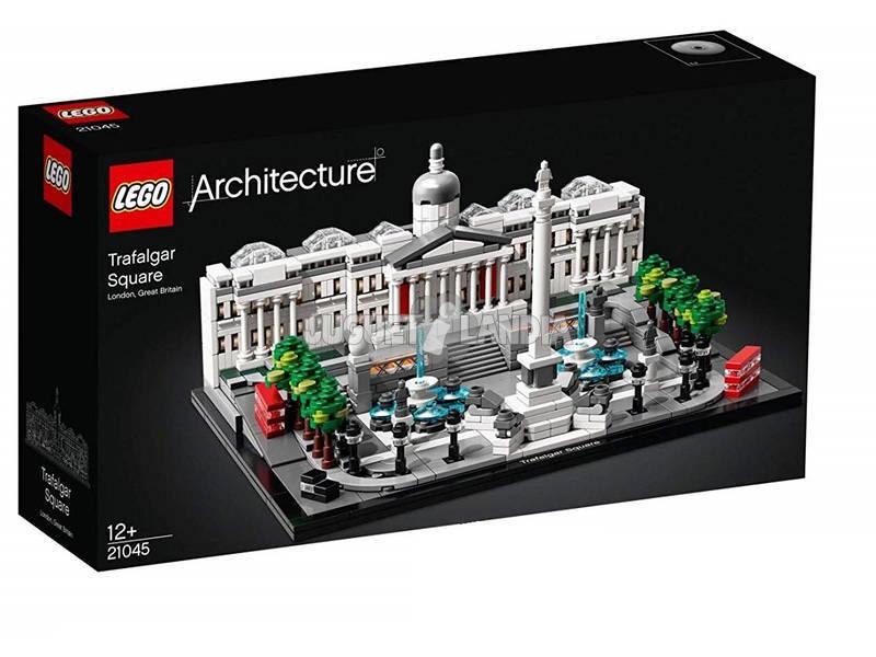 Lego Arquitetura Trafalgar Square 21045