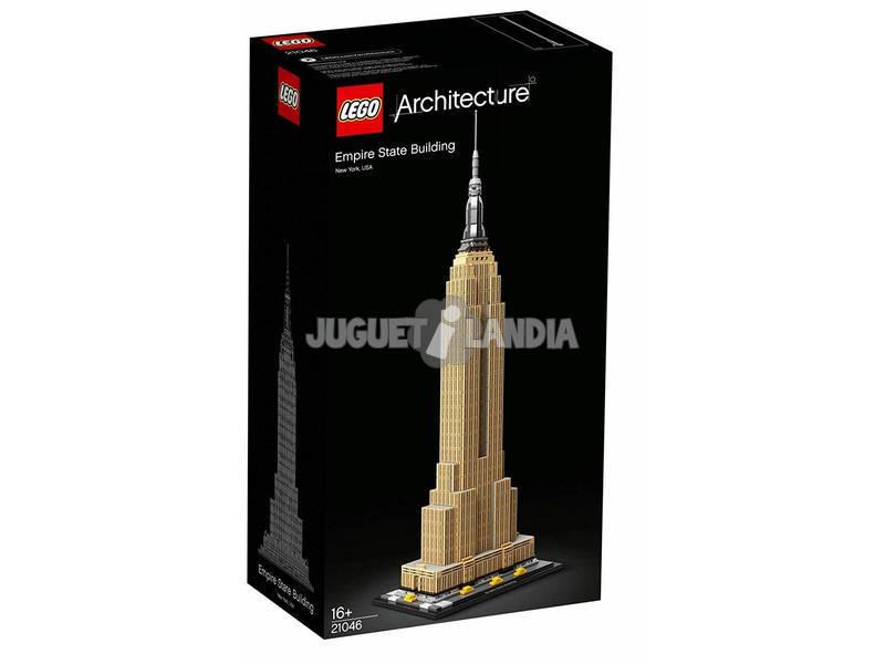 Lego Empire State Bulding 21046