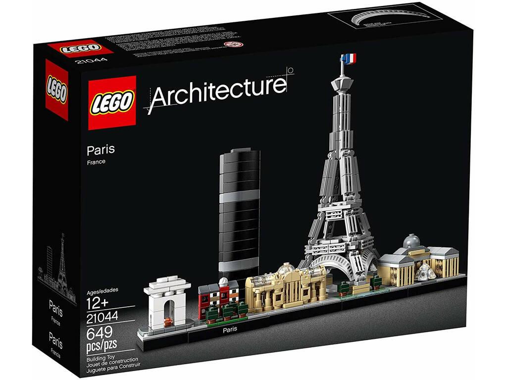 Lego Aquitectura París 21044