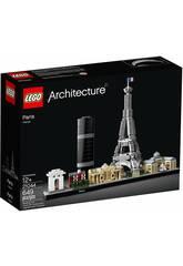 imagen Lego Aquitectura París 21044
