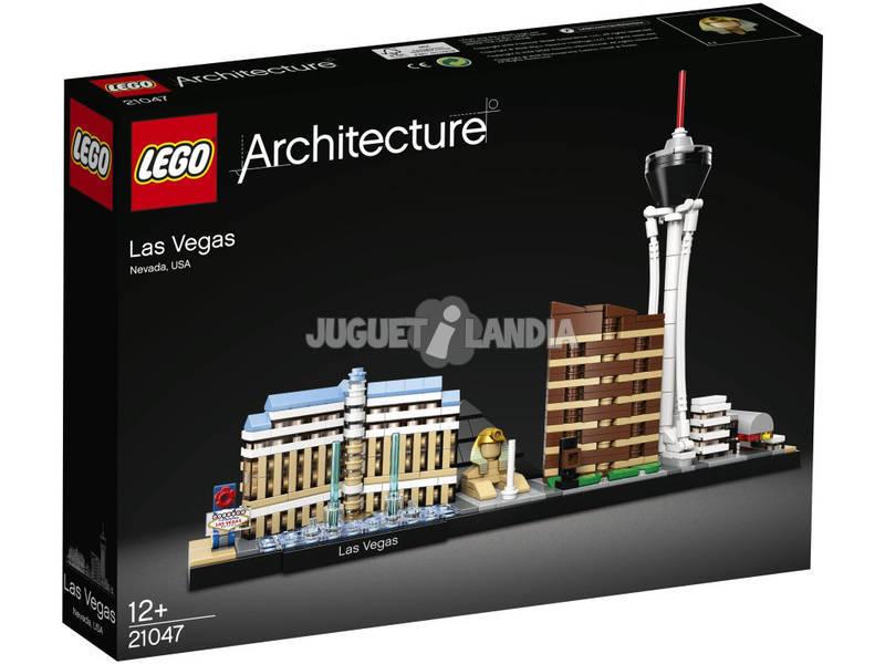 Lego Aquitectura Las Vegas 21047