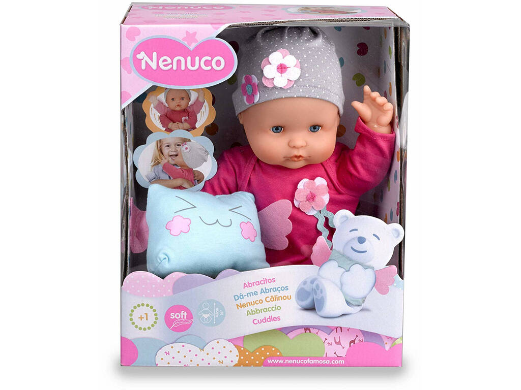 Nenuco Abracitos Famosa 700014043