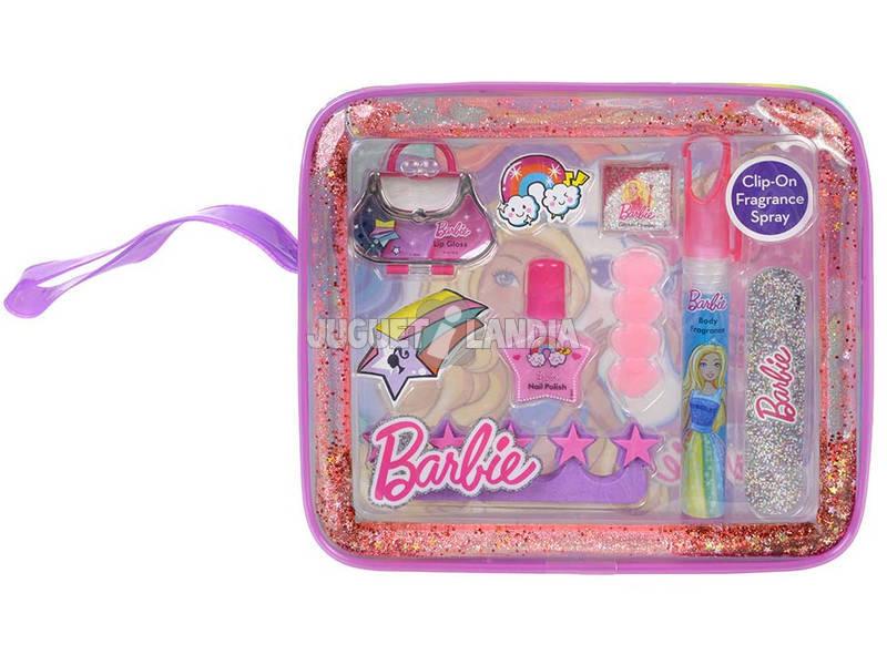 Barbie Dreamtopia Glitz N Glam Makeup Tote Markwins 9804310