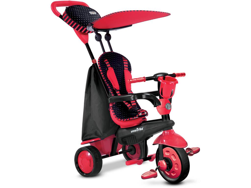 Triciclo SmartTrike Spark 4 En 1 Rojo 6751500