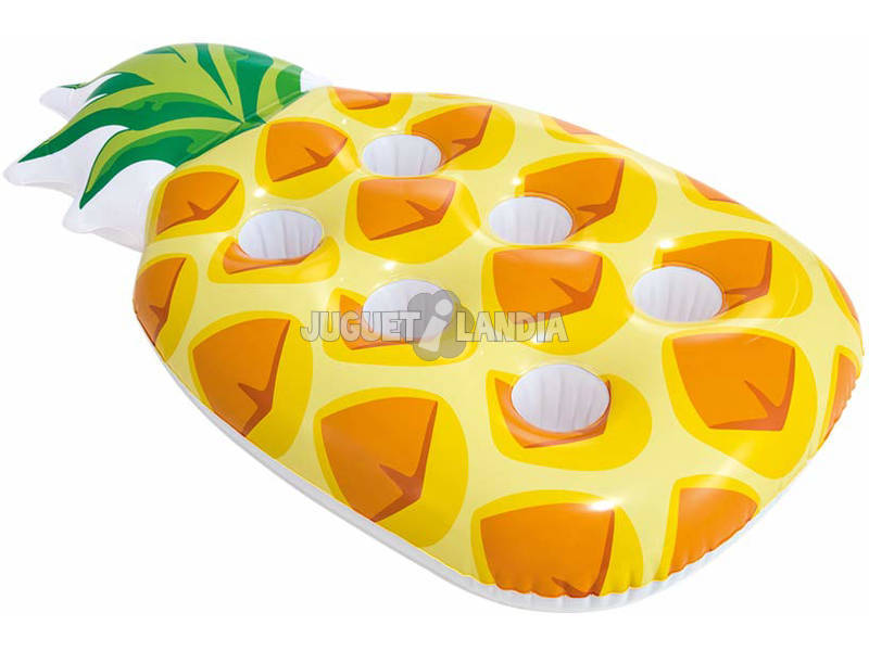 Repose Verre Gonflable Ananas 97 x 58 cm Intex 57505