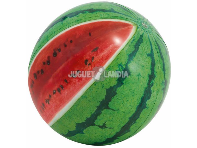 Pallone Anguria Stampa realistica 107 cm Intex 58075