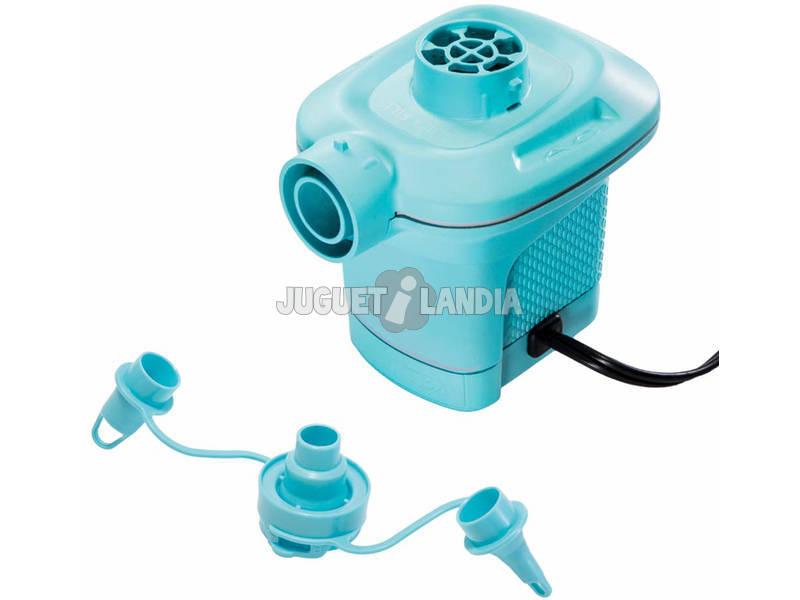 Bomba Eléctrica Quick Fill 220-240V Azul Intex 58640