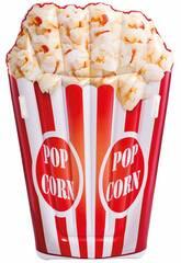 Materassino Pop Corn Grafica Realistica 178x124 cm. Intex 58779