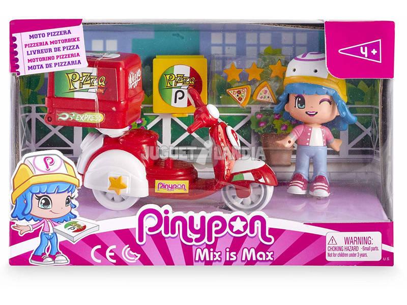 Pin y Pon Moto de Pizzeria Famosa 700014911