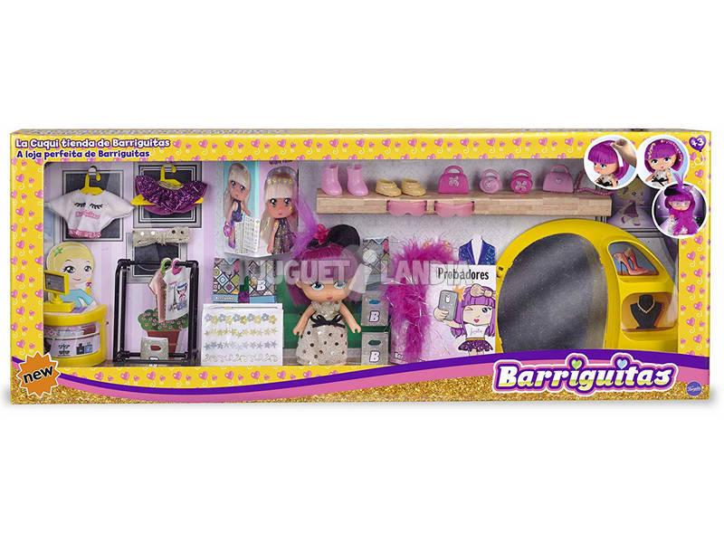 Barriguitas La Cuqui Tienda Famosa 700014767