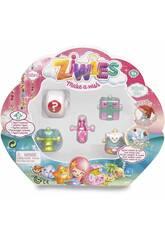 Ziwies Pack 5 Figure Famosa 700014883