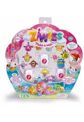 Ziwies Pack 16 Figurines Famosa 700014603