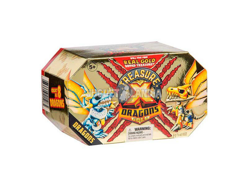 Treasure X Dragons Gold Famosa 700015111