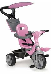 imagen Triciclo Baby Plus Music Pink Famosa 800012132