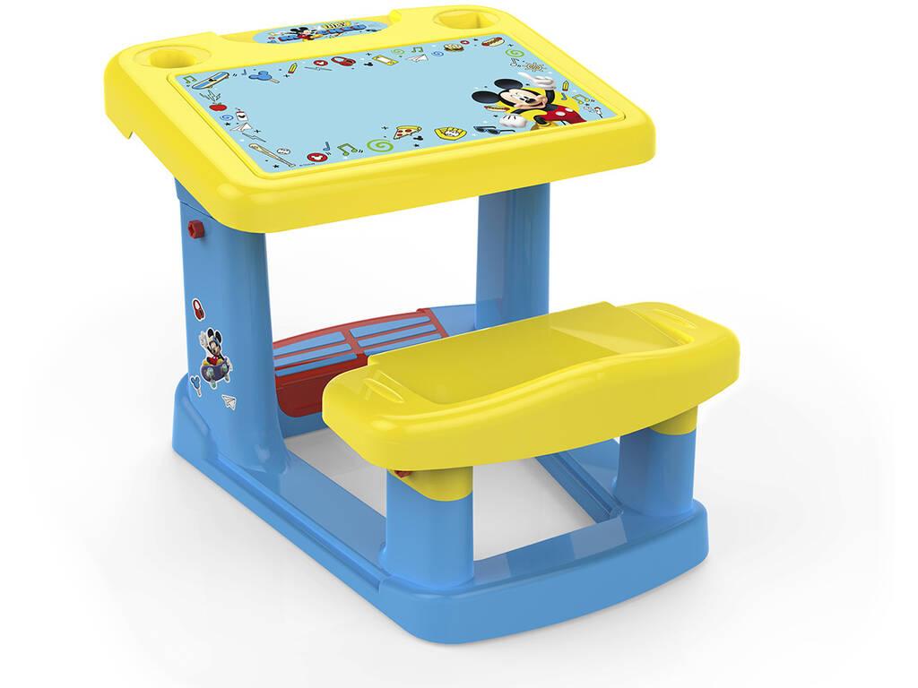 Mesa Escolar Mickey Mouse Fábrica de Brinquedos 51109