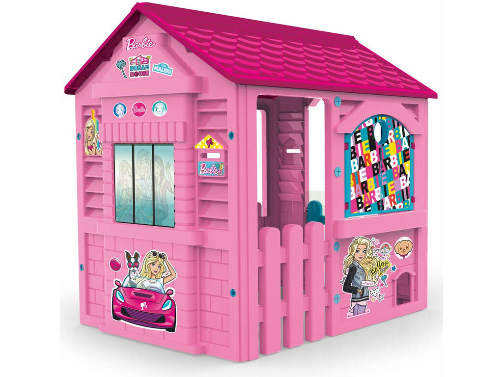 Barbie Casita Infantil Chicos 89609