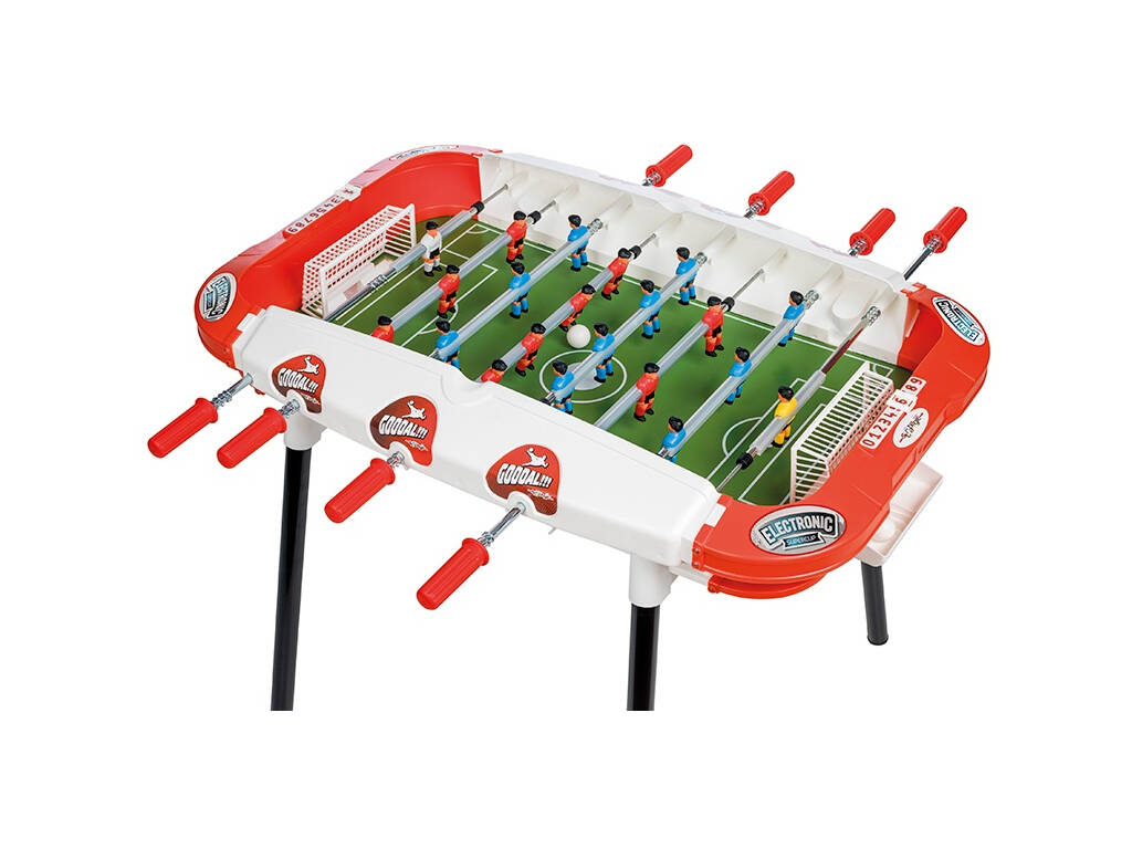Futbolín Strategic Supercup Electronic Chicos 72509