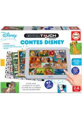 Educa Touch Junior Disney Contes Francés Educa 17797