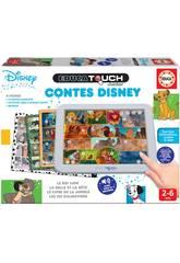 imagen Educa Touch Junior Disney Contes Francés Educa 17797