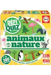 Defi Quiz Animaux Et Nature Francés Edcua 18157