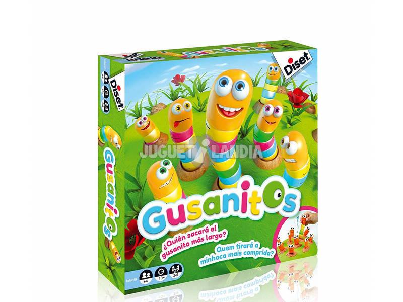 Gusanitos Diset 49220