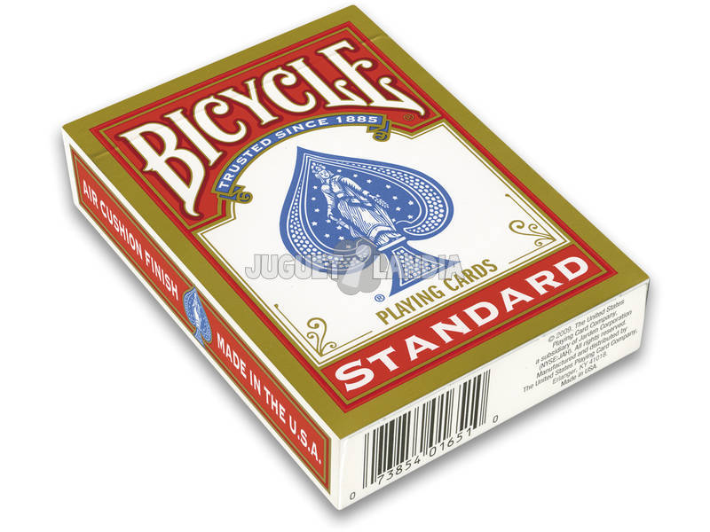 Carte Poker Bicycle Standard Fournier 1033762