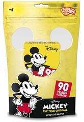 imagen Baraja Infantil Mickey 90 Aniversario Fournier 1034806