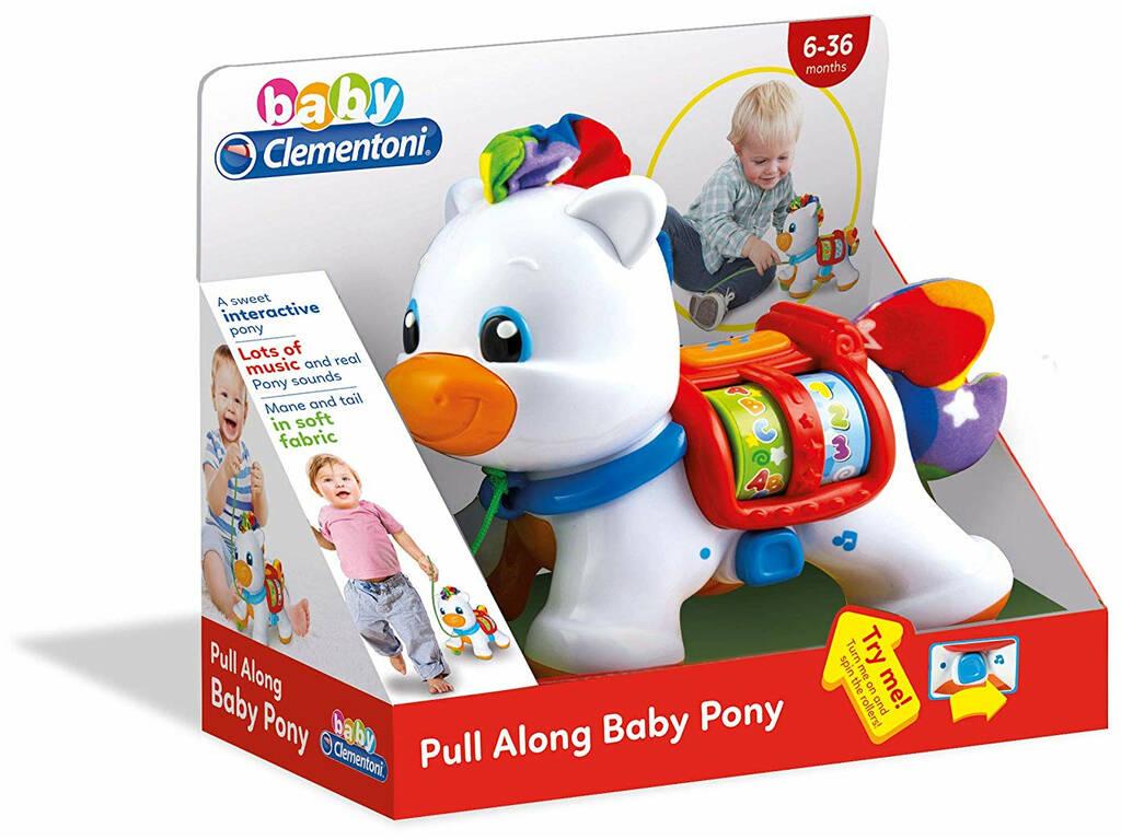 Baby Pony Sempre con Me Clementoni 17229
