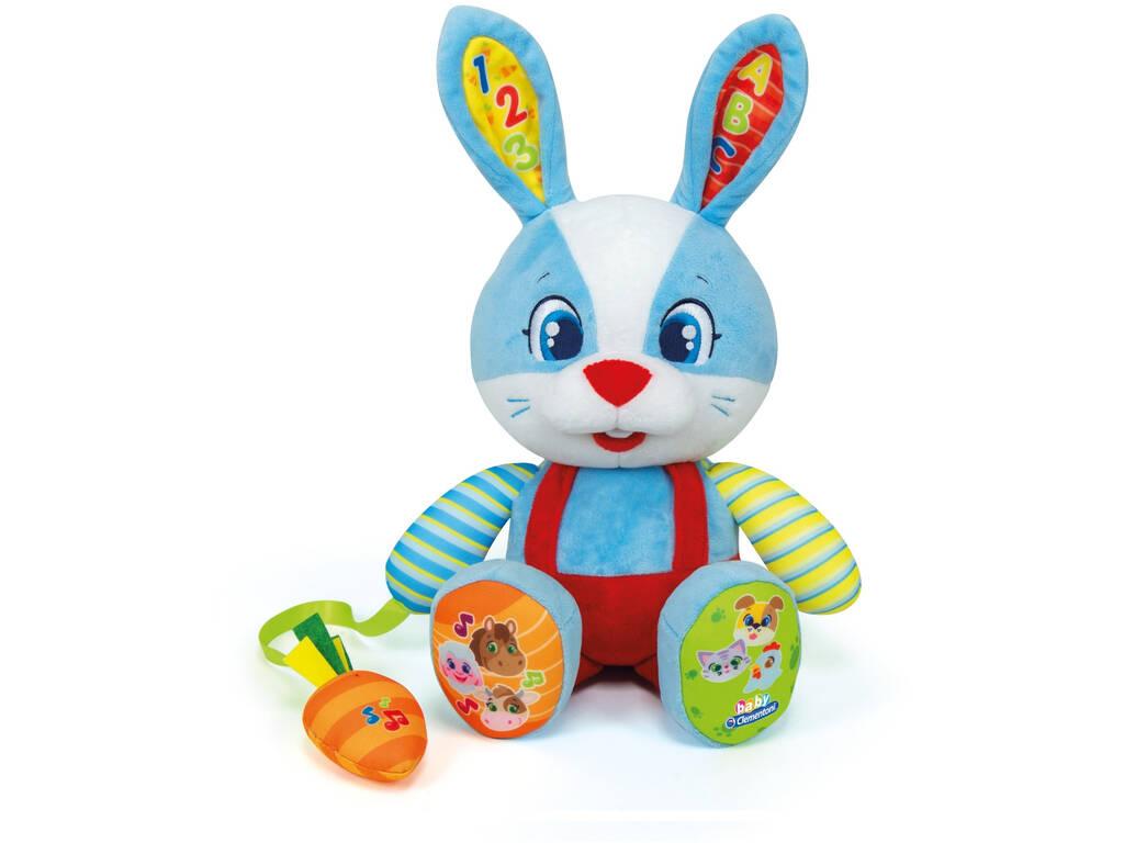 Valentín El Conejo Parlanchín Clementoni 55320
