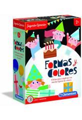 imagen Jugando Aprendo Formas y Colores Clementoni 55302