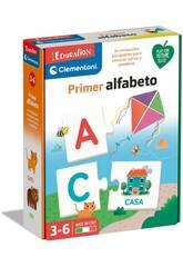 J'apprends Mon Alphabet en Jouant Clementoni 55315