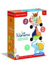 Jugando Aprendo Los Números Clementoni 55303