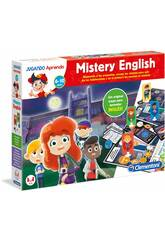 J'apprends en Jouant Mistery English Clementoni 55227