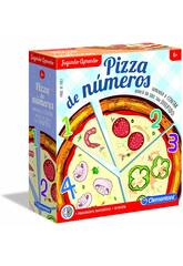 Pizza De Números Clementoni 55316