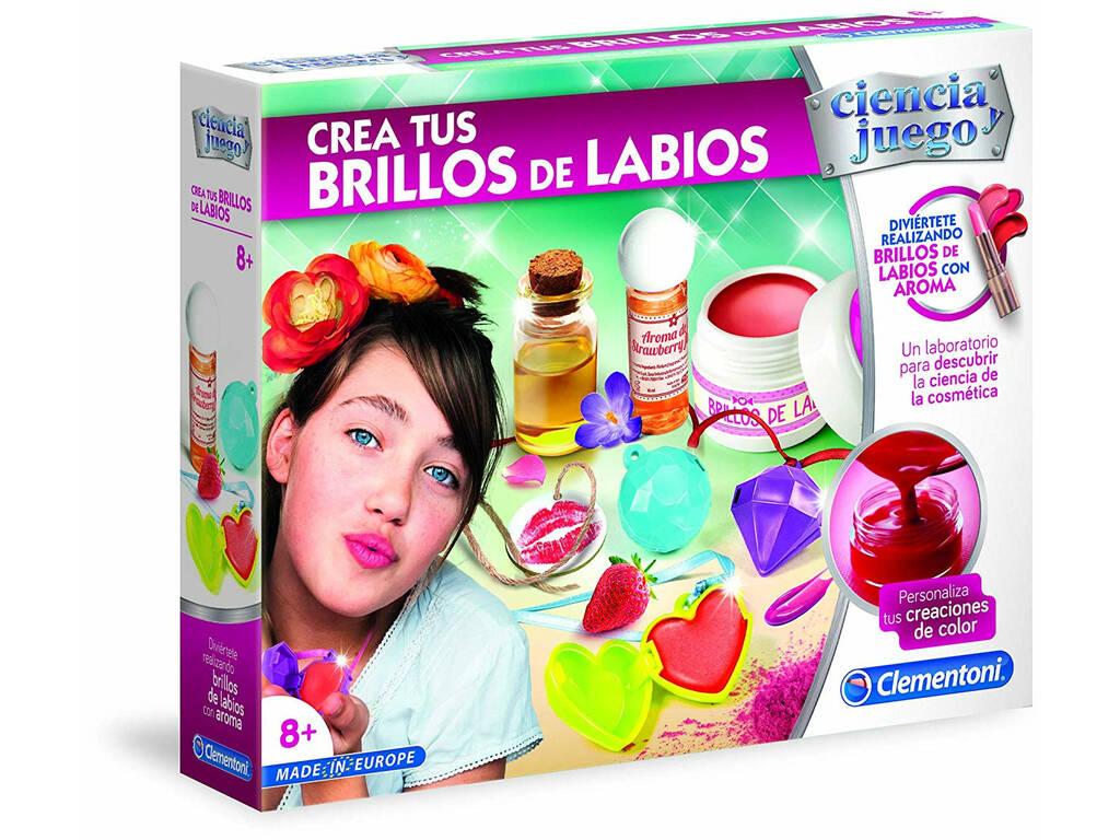 Créez Votre Brillant à Lèvres Clementoni 55280