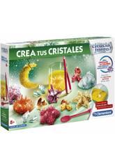 Crea Tus Cristales Clementoni 55288